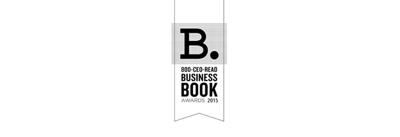 """HTFH Awarded """"Best Business Book of the Year"""""""